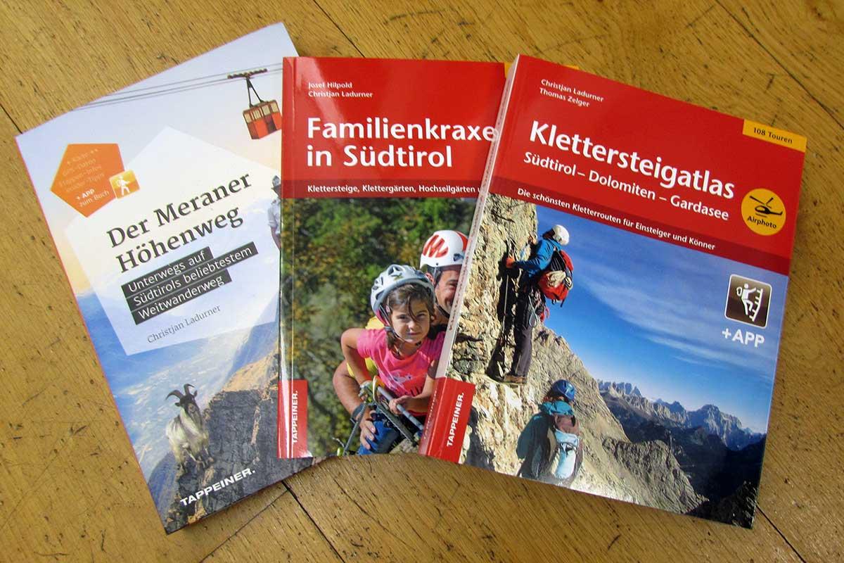 Klettersteig-Buecher