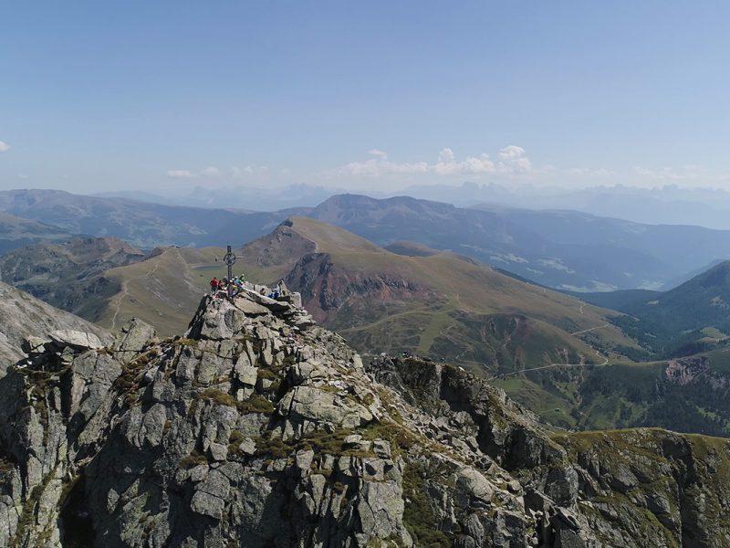 Klettersteig-Ifinger